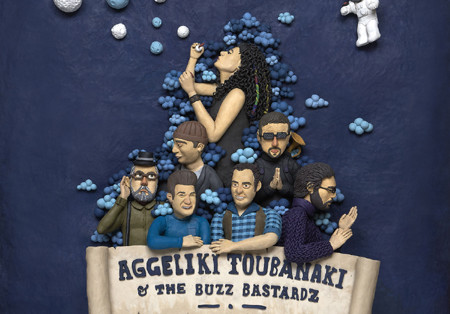 Aggeliki Toubanaki & the Buzz Bastardz debut album